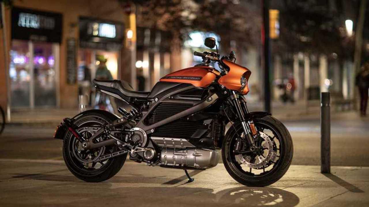 2019 Harley-Davison Livewire