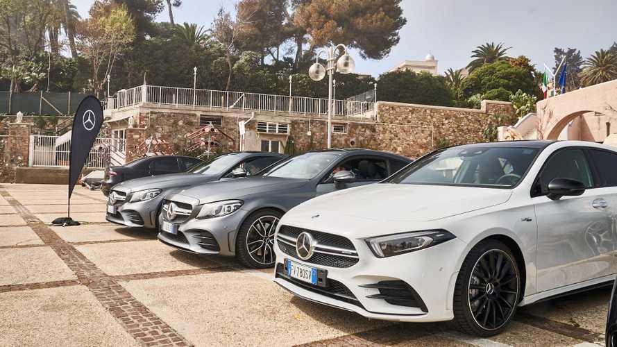 Mercedes-AMG Race Edition, la nuova serie speciale per l'Italia