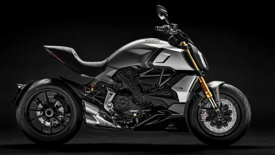 2019 Ducati Diavel Takes Top Spot At Top Design Awards