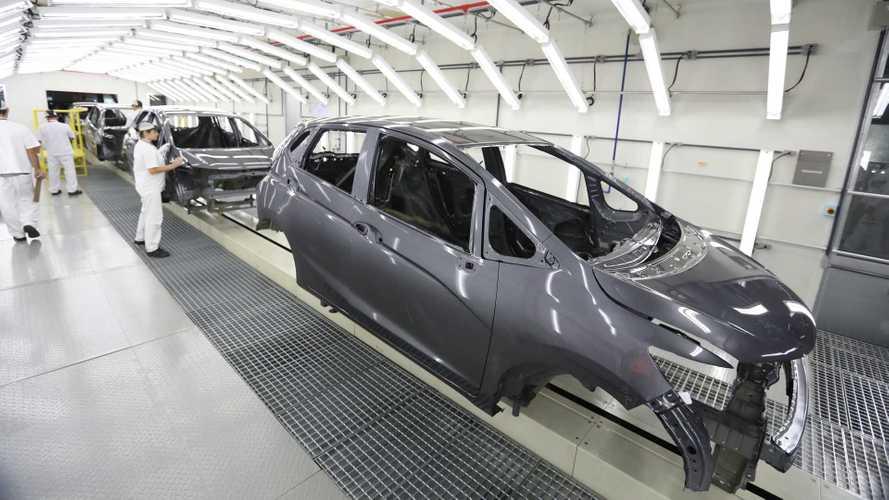 Honda voltará a produzir automóveis no Brasil em 13 de julho