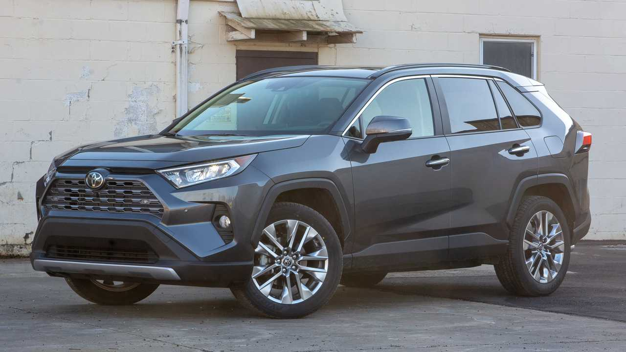 2019 toyota rav4 limited review hey now you re a rav star. Black Bedroom Furniture Sets. Home Design Ideas