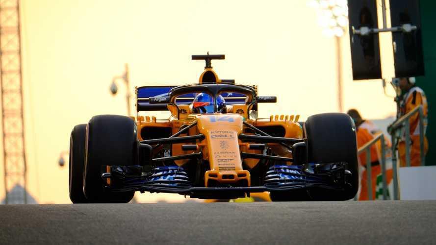 Alonso torna sulla McLaren: test in Barhain per le Pirelli 2020