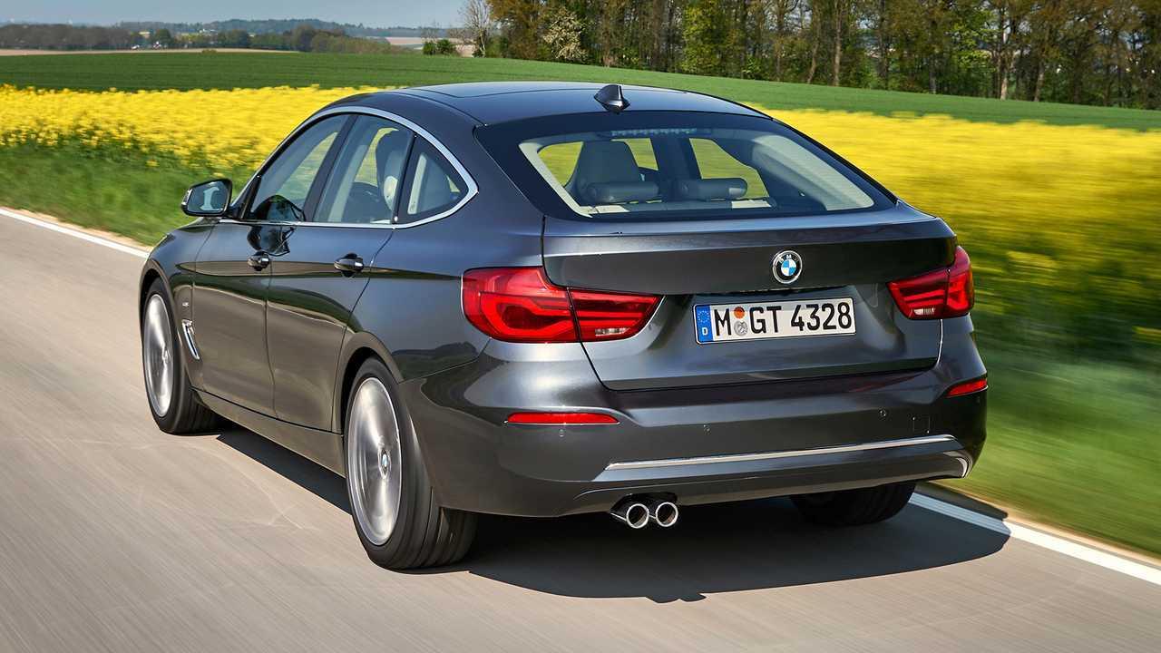Mögliche BMW-Auslaufmodelle: 3er GT