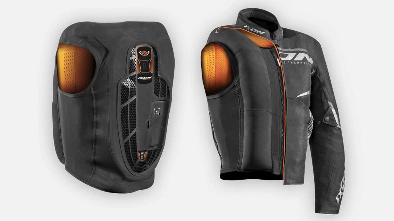 Ixon IX Airbag U3 Smart Airbag Vest