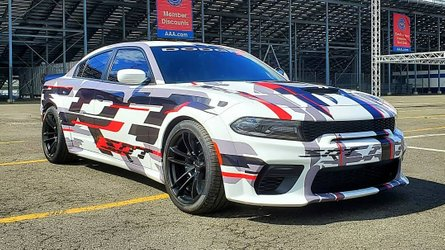 Dodge Charger Widebody Design Concept Debuting This Weekend