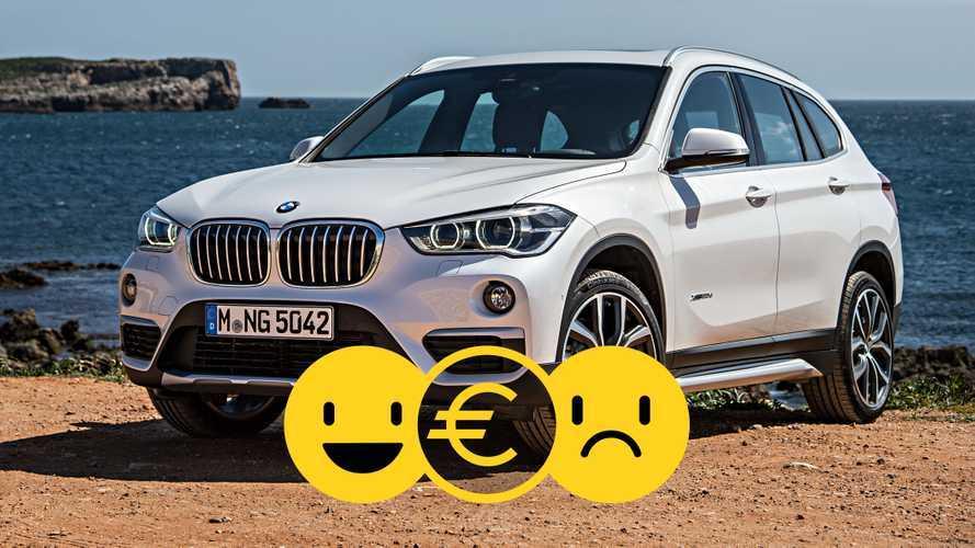 Promozione BMW X1, perché conviene e perché no