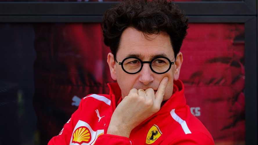 "F1, Binotto: ""Un problema i 1000 CV? No, è arrivarci per primi"""