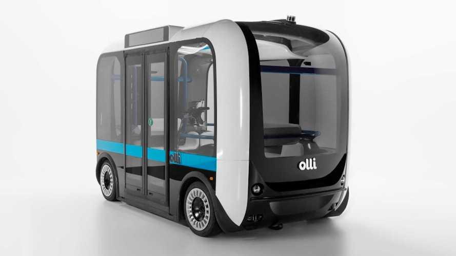 Goodyear e Local Motors sviluppano il minibus a guida autonoma