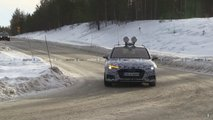 Audi A4 Avant Spy Screenshot