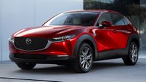Mazda CX-30 imagen de plomo