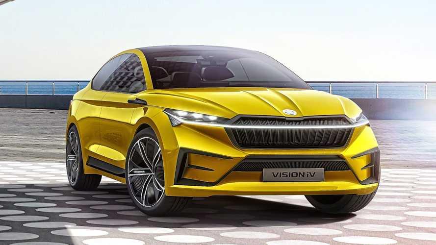 A Skoda már idén bemutat egy elektromos SUV-t