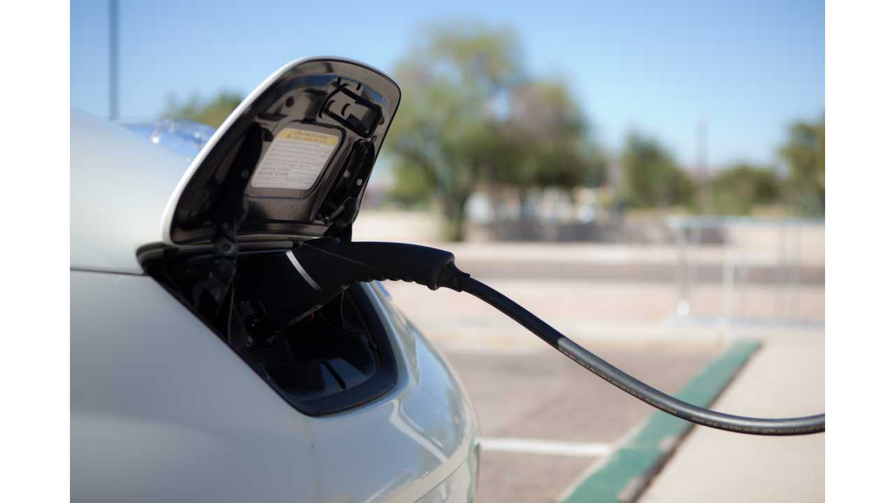 The ECOtality Blink DC Fast Charger can provide your EV with an 80% charge in about 30 minutes