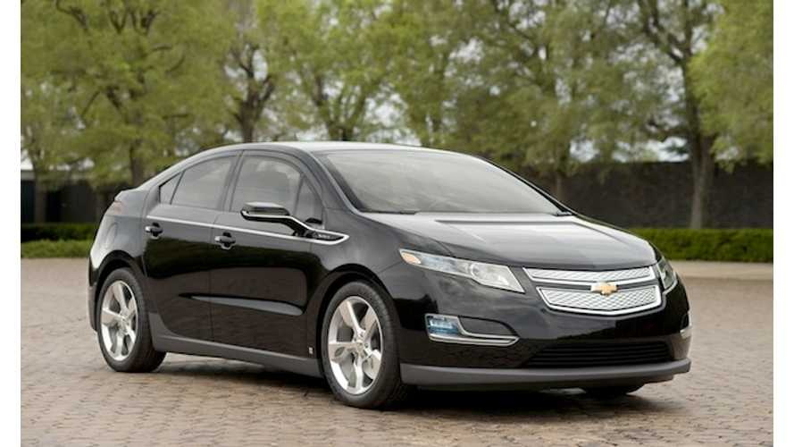 2013 Chevrolet Volt Specs Revealed.  More Range, Hold Mode, And Slower Charging?