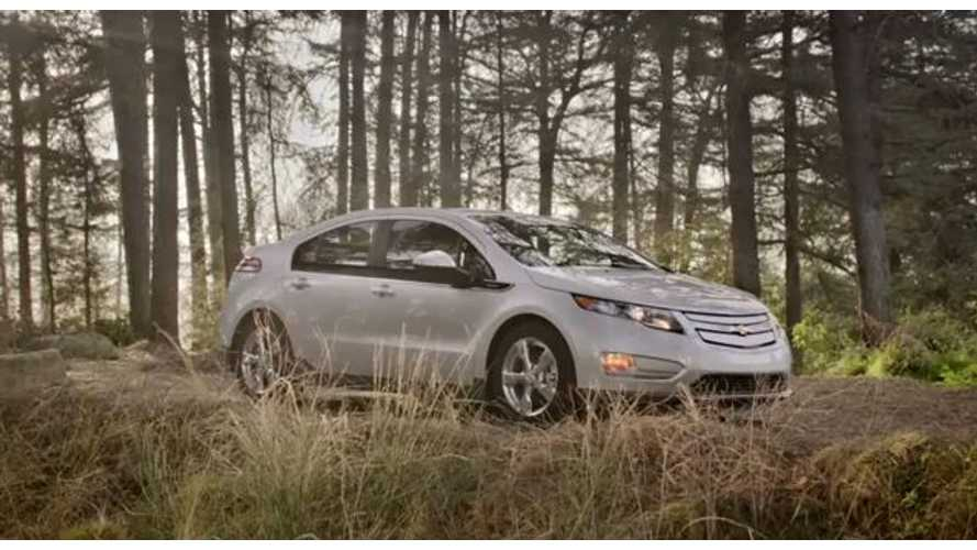 "Video: Chevy Volt to Feature in Grammys Debut of ""Find New Roads"" Ad Campaign"