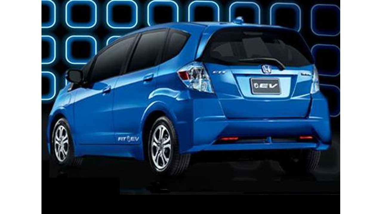 Honda Begins Leasing 140 Mile Range Fit EV In Japan!