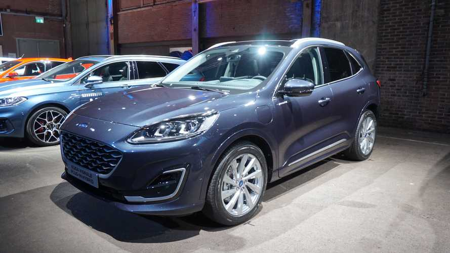 Ford planning three-row Kuga for Europe, maybe US