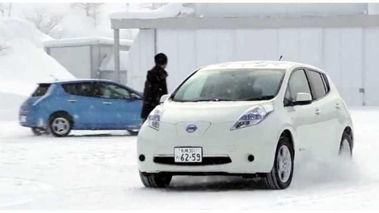 Fleetcarma Explores the Impact of Temperature on Range of Nissan LEAF