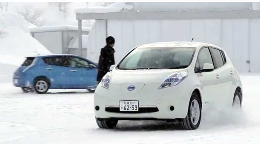 Fleetcarma Explores the Impact of Temperature on Range of Nissan LEAF