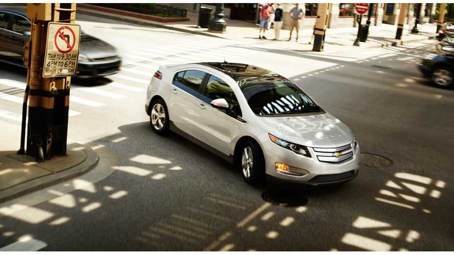 Chevrolet Volt In September Sets All Time Record For Sales.  Again.
