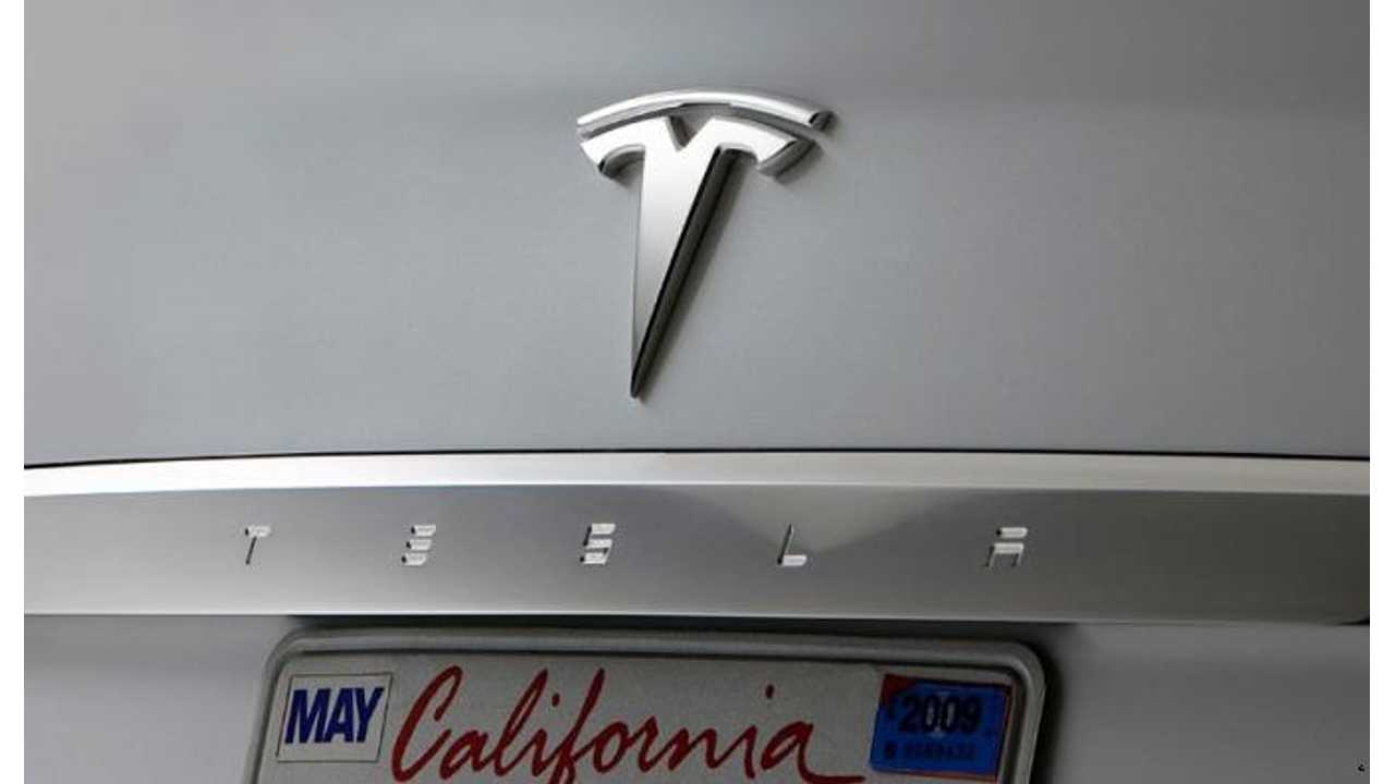 Tesla 60 kWh Mid-Grade Model S Gets 208 Mile Rating From EPA