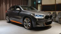 BMW Abu Dhabi Motors'tan Modifiyeli bir X2 M35i