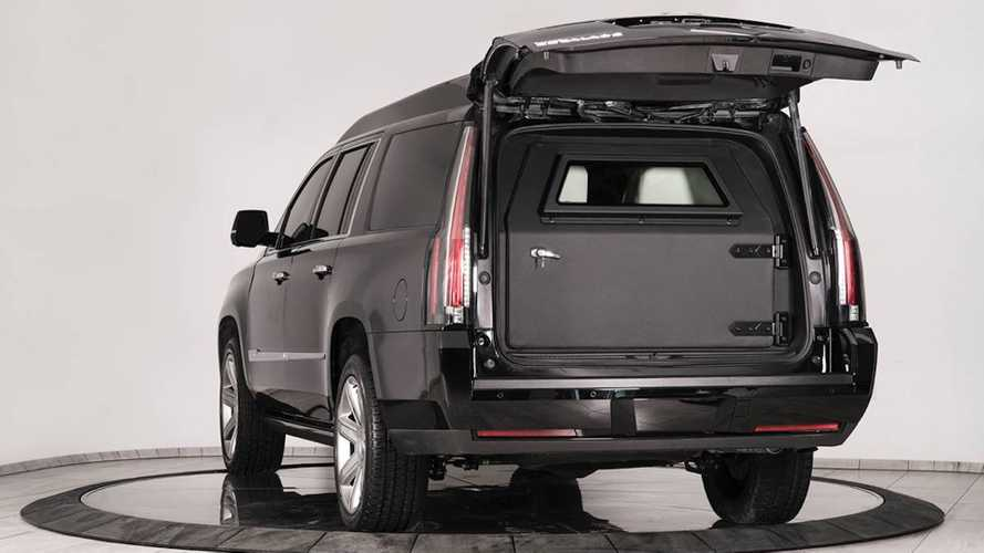Cadillac Escalade Chairman Package