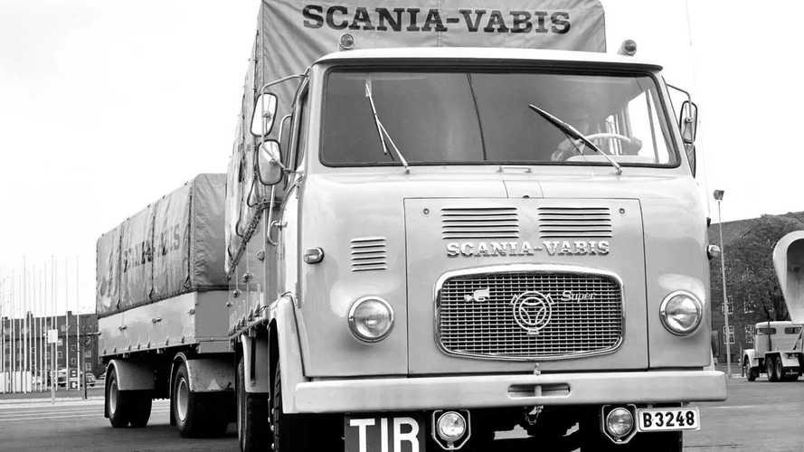 Scania anni '60 - '70