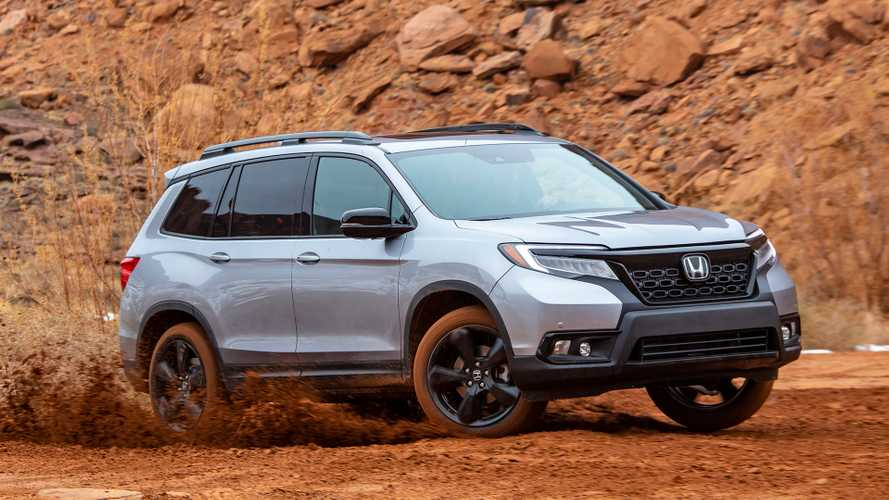 Honda Passport Is Surprisingly Cheaper To Lease Than CR-V
