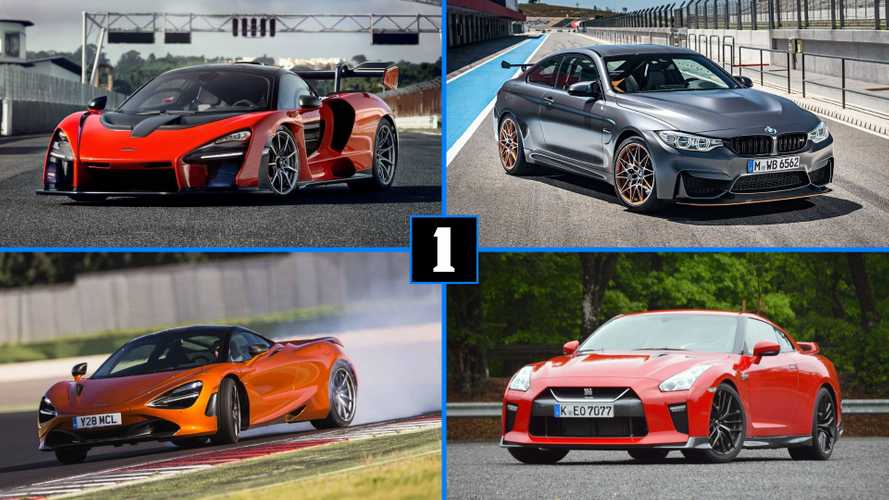 15 Fastest Cars Around The Grand Tour Test Track (So Far)