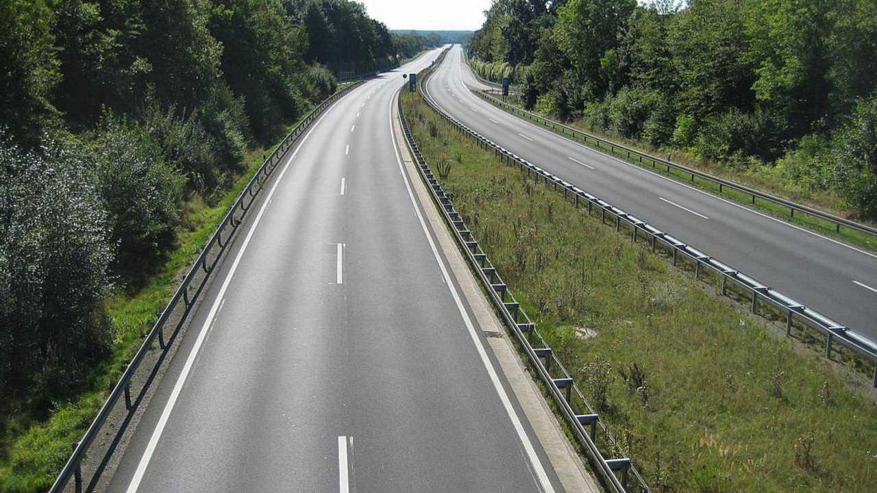 Autobahn Alemania