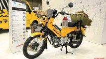 Honda Super Cub: Cooler Offroad-Umbau