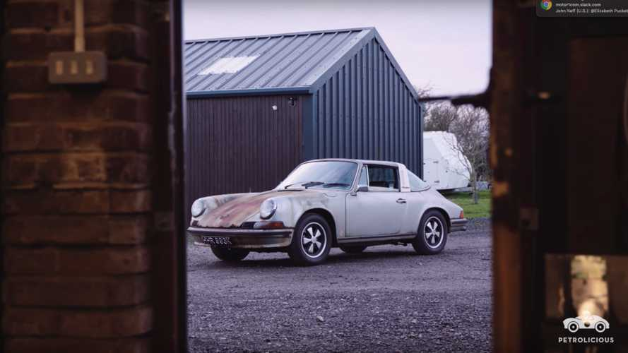 This Rusty Porsche 911 S Has Got Soul
