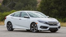 3. Honda Civic Sedan 1.5T (Tie)