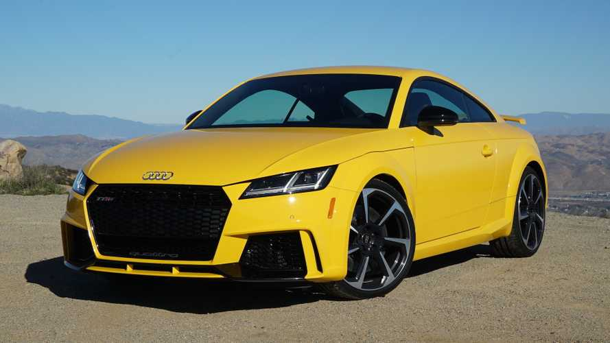 Audi TT tam elektrikli bir SUV olacak