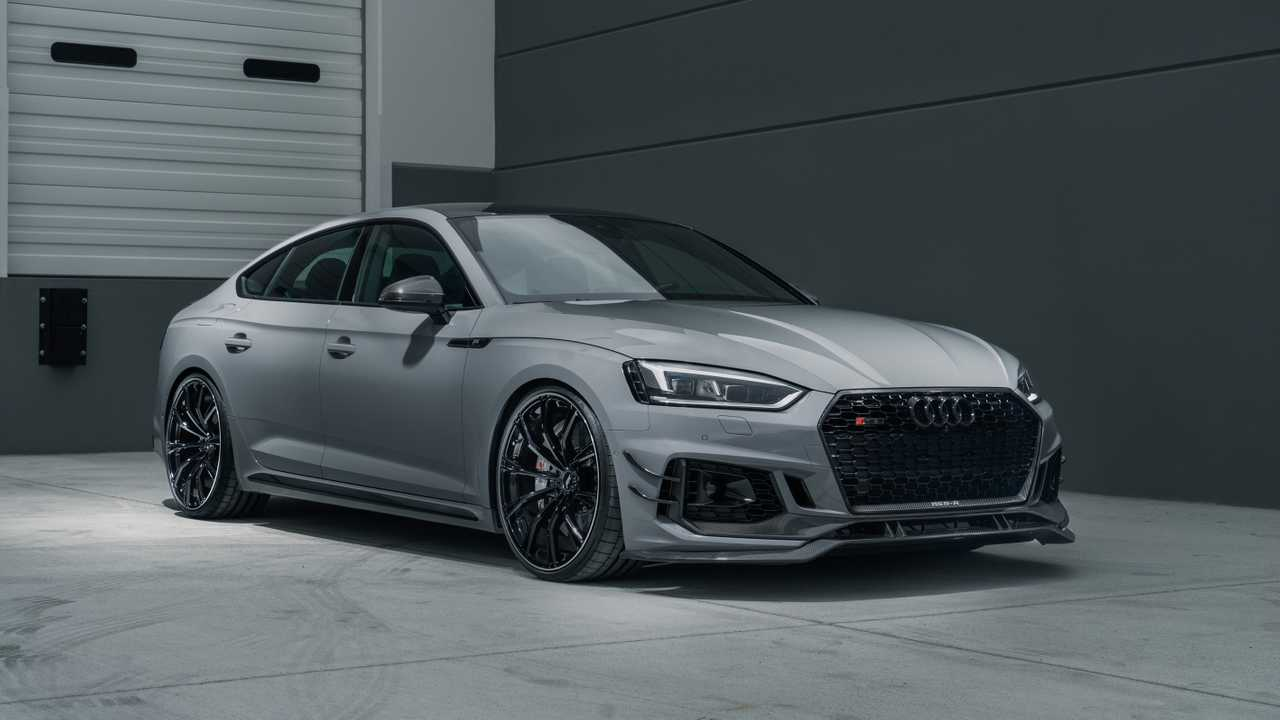 ABT Modifiyeli Audi RS5 Sportback