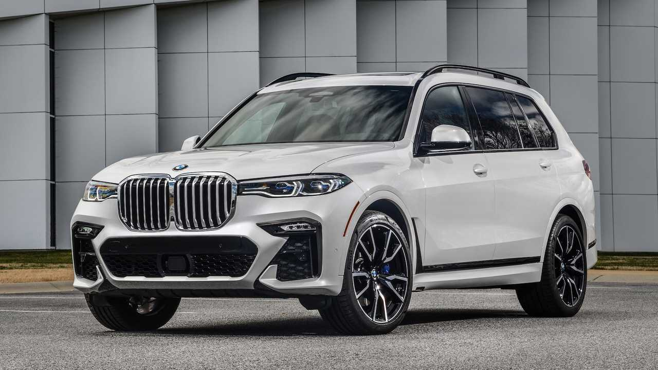 2019 BMW X7: First Drive 4 Of 95