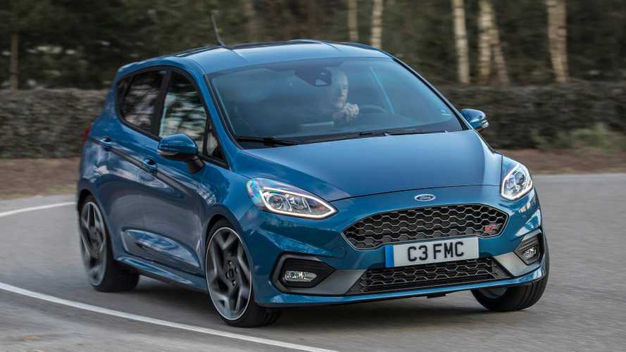 The Ford Fiesta is Britain's most stolen car
