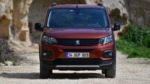2019 Peugeot Rifter İlk Sürüş