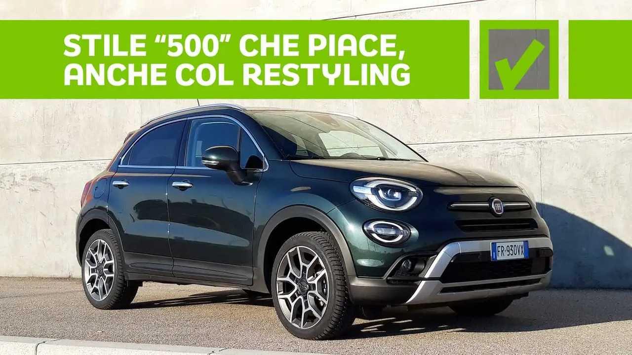 Fiat 500X Cross 1.3 T4 150cv DCT, pro DESIGN