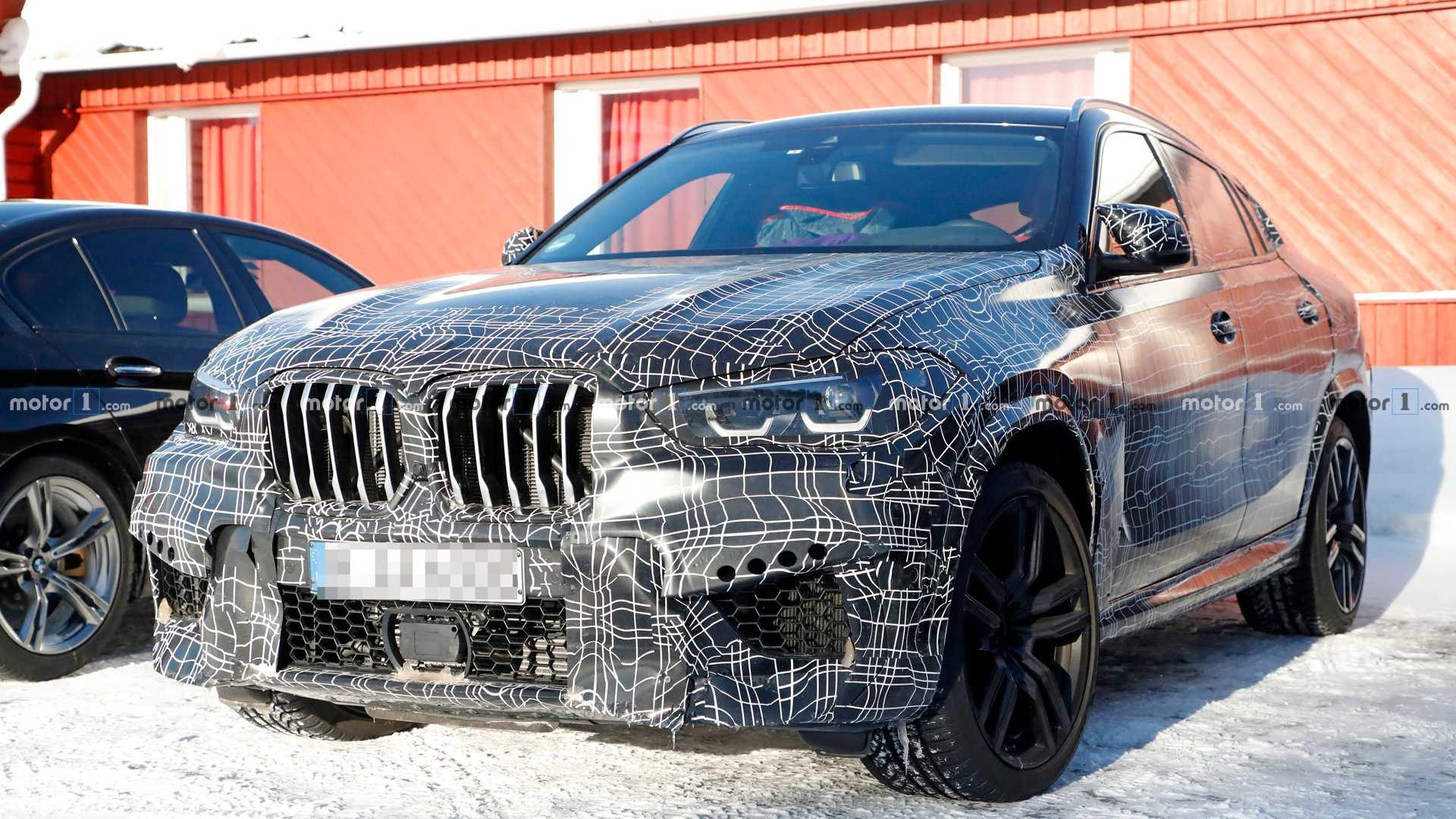 New Review BMW X6M 2021