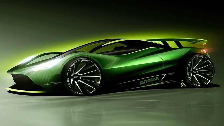"""Aston Martin 003, una """"piccola"""" Valkyrie con il turbo"""