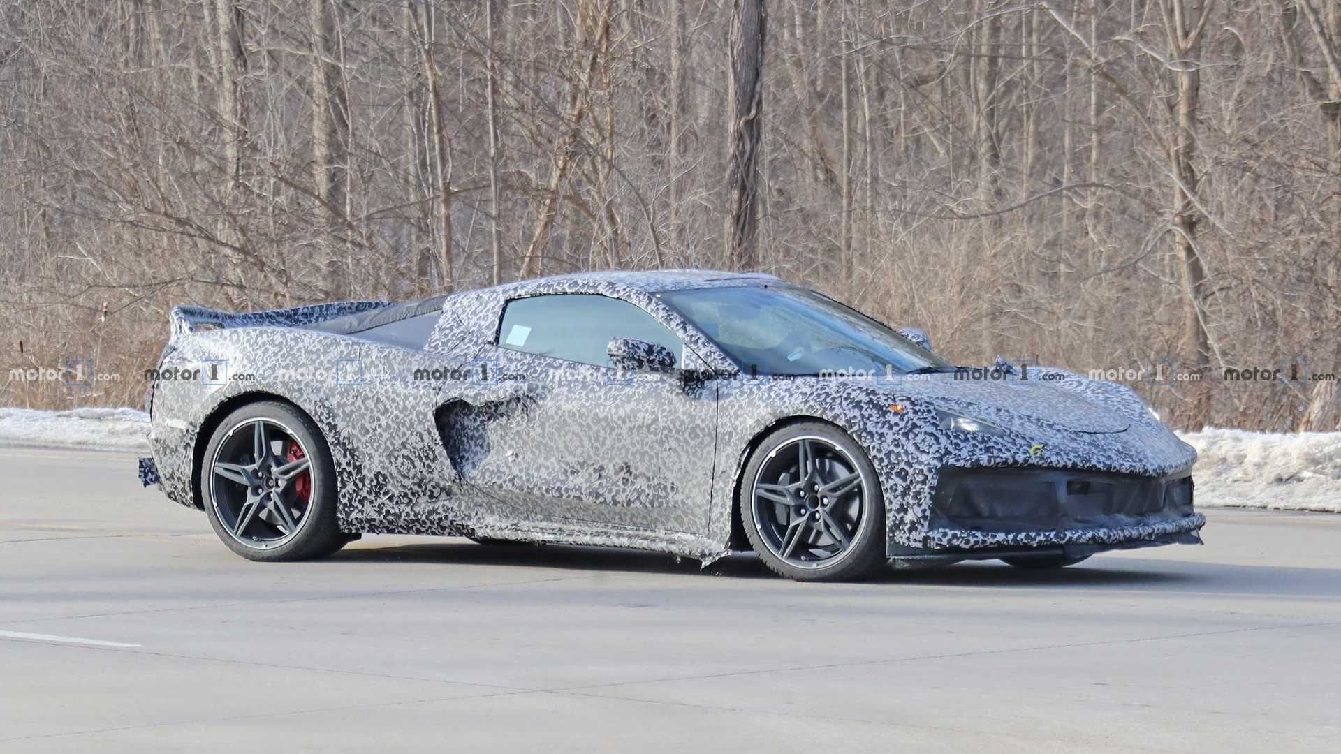 Largest Corvette Dealer Taking C8 Deposits Reveal Possibly Nigh