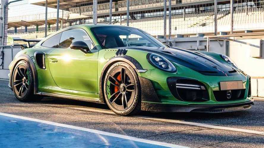 Techart GT Street RS Is 911 GT2 RS Killer Heading To Geneva