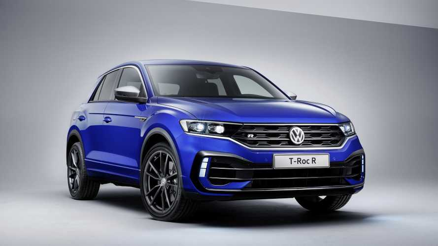 Performanslı plug-in hibrit bir Volkswagen T-Roc gelebilir