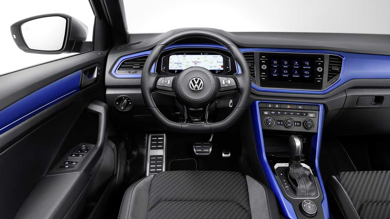 VW T-Roc R Powers Into Geneva With 300 HP And AWD