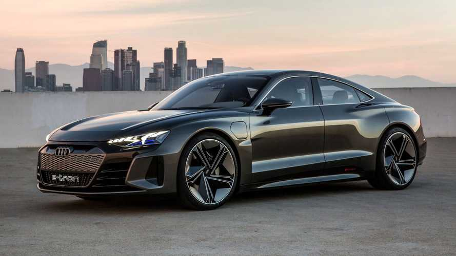 Audi A4-Sized Electric Sedan Due 2023 To Fight Tesla Model 3