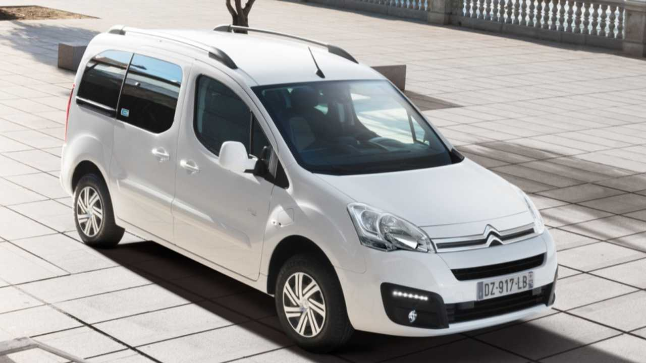 Citroën Berlingo Electric / Peugeot Partner Electric