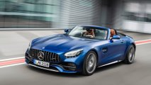 Mercedes-AMG GT Facelift (2020)