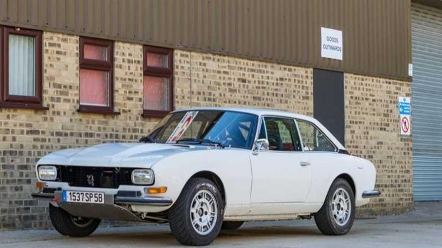 Este Peugeot 504 V6 Coupé de 1977 está a la venta... y puede ser tuyo