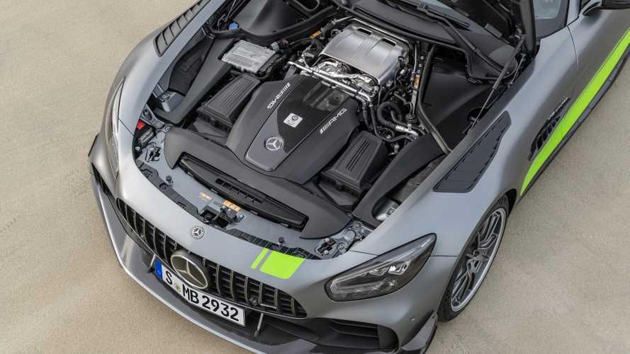 La future Mercedes-AMG GT Black Series pourrait développer plus de 700 ch
